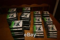 77 COMPLETE COPIES FINAL FANTASY VII PS1 FFVII GREEN & BLACK LABEL With MISPRINTS