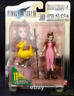 BANDAI game FFVII Extra Knights 6 types FINAL FANTASY VII Used From Japan FedEx