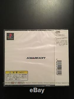 BRAND NEW and SEALED Final Fantasy VII PS1, 1997 Japanese Version ULTRA RARE