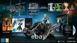 FF7 Final Fantasy VII 7 Remake First 1st Class Collector's Edition PS4 Instock