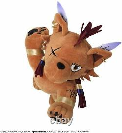 FF7 Final Fantasy VII Action Doll Red XIII W 130mm D 250mm H 220mm Rare JP New