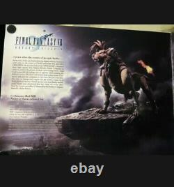 FINAL FANTASY VII 7 Advent Children Play Arts Kai Red XIII Action figure Statue