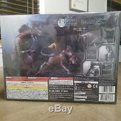 FINAL FANTASY VII ADVENT CHILDREN PLAY ARTS Kai Red XIII (PVC action figure)