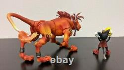FINAL FANTASY VII PLAY ARTS vol. 2 Red XIII Cait Sith Action Figure Square Enix