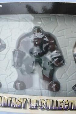 Ff7 Final Fantasy VII 7 1997 Unopened Bandai Figures Collectable Edition