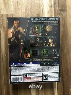 Final Fantasy 7 VII Remake Deluxe Edition (Playstation 4, 2020) SEALED PS4 FFVII