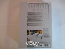 Final Fantasy Strategy Guide Collection Box Set 1 (VII VIII IX) NEW SEALED