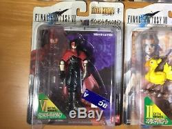 Final Fantasy VII 7 Action Figure Extra Knights Cloud Sephiroth Tifa Red XIII