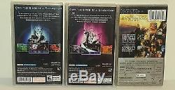 Final Fantasy VII 7 PS1 Black Label PS1 UNPLAYED With 3 PSP FF GAMES AND 2 BOOKS