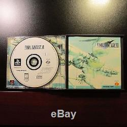 Final Fantasy VII 7 PS1 PlayStation NEW COMPLETE MINT