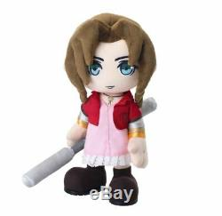 Final Fantasy VII 7 Remake PS4 1ST Class Edition Aerith Plush Figure Action Doll