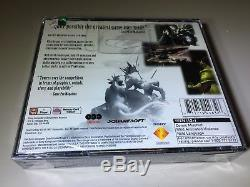 Final Fantasy VII 7 Sony PlayStation 1997 Factory Sealed Y-Fold New Sealed