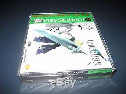 Final Fantasy VII 7 Sony PlayStation 1997 Greatest Hits Brand New Flawless Mint