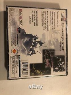 Final Fantasy VII 7 (Sony PlayStation 1, 1997) Brand New Never Opened