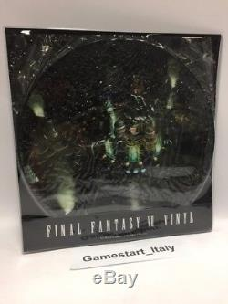Final Fantasy VII 7 Vinyl Edition New Rare First Edition 2 Discs Only 1200