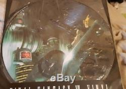 Final Fantasy VII 7 Vinyl vinilo Limited Edition only printed 1200 copies BSO