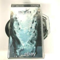 Final Fantasy VII Advent Children PSP Video Games UMD Video By Sony Collection