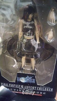 Final Fantasy VII Advent Children Play Arts 7 action figures Lot Collection