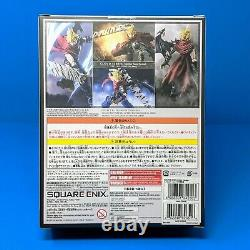 Final Fantasy VII Bring Arts Cloud Another Form Action Figure FF7 Kingdom Hearts