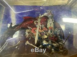 Final Fantasy VII Master Creatures Vol. 2 Knights of the Round Japan IMPORT