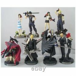 Final Fantasy VII Potion Figure Mini Set of 8 From Japan