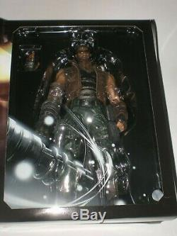 Final Fantasy VII Remake BARRET WALLACE Play Arts Kai Figure Square AUTHENTIC 7