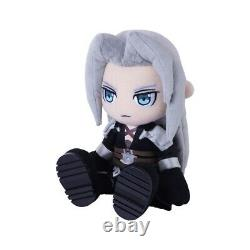 Final Fantasy VII Remake Sephiroth Action Doll Poseable Plush Figure Statue 10