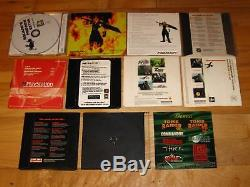 Final Fantasy VII demo disc collection 11 discs Playstation/PC promo samplers