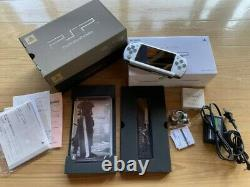 GREAT Playstation Portable PSP Crisis Core Final Fantasy VII Limited w / xz3
