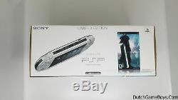 PSP 2004 Limited Edition Crisis Core Final Fantasy VII New