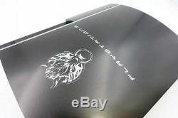 PlayStation 3 console Final Fantasy VII Advent Children L. E boxed tested Japan