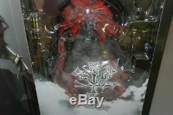 Play Arts Kai Dirge of Cerberus Final Fantasy VII Vincent Valentine Square USED