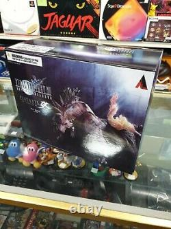 Play Arts Kai Final Fantasy 7 VII Advent Children Red XIII Sealed