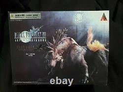 Play Arts Kai Final Fantasy VII 7 Red XIII Figure Sealed! NEW! Red 13 AUTHENTIC