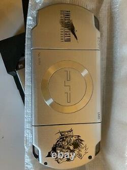 Playstation PSP Crisis Core Final Fantasy VII Limited Console BNIB Game With Extra