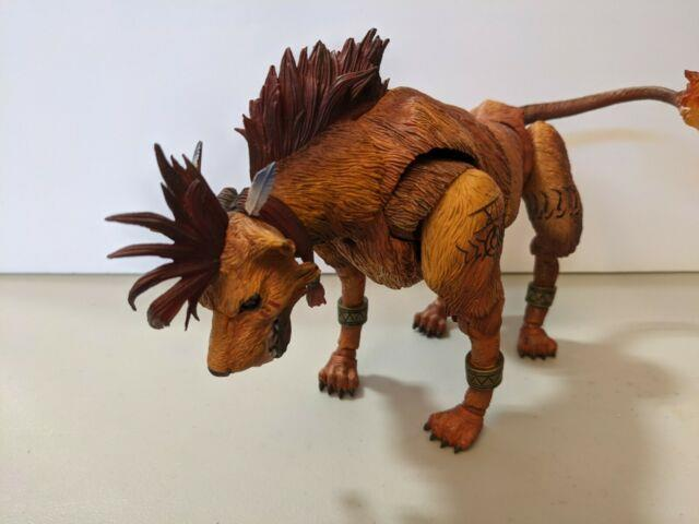 Red Xiii Final Fantasy Vii Advent Children Play Arts Kai Figure Authentic