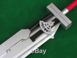 S5101 Final Fantasy Ff VII 6 Cloud Strife Blade Combined Wood Sword Buster 51.8