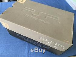 SONY PSP console Final Fantasy VII Crisis Core 10th Anniversary Limited Japan