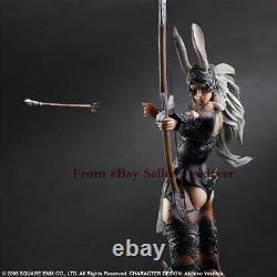 SQUARE ENIX PLAY ARTS Final Fantasy VII Fran Collection Action Figure In Stock