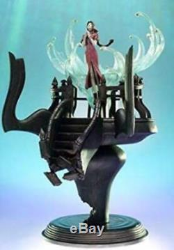 Sculpture Arts Aerith FF 7 Final Fantasy 7 VII From JAPAN