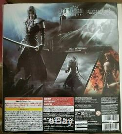 Sephiroth No. 8 Action Figure Final Fantasy VII PLAY ARTS KAI Authentic NEW