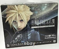 Sony PS3 PlayStation 3 Final Fantasy VII Advent Children Complete Console Pack