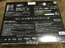 Sony PS3 Playstation3 Final Fantasy VII Advent Children Limited Edition USED
