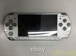 Sony PSP 2000 Console FF Final Fantasy VII 10th Anniversary Used in Japan Import