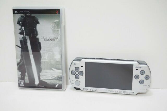 Sony Psp 2000 Final Fantasy Vii 7 Crisis Core 10th Anniversary Limited Edition
