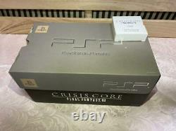 Sony PSP 2000 Final Fantasy VII 7 Crisis Core Limited Edition From Japan