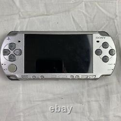 Sony PSP Console Final Fantasy VII 7 Crisis Core Limited Edition Bundle In Box