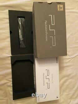 Sony PSP Crisis Core Final Fantasy VII 10th Limited Box Used