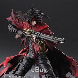 Square Enix Dirge of Cerberus Final Fantasy VII PLAY ARTS KAI Vincent Valentine