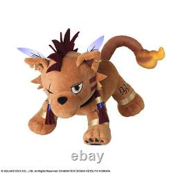 Square Enix Final Fantasy VII 7 REMAKE Action Doll Red XIII Plush